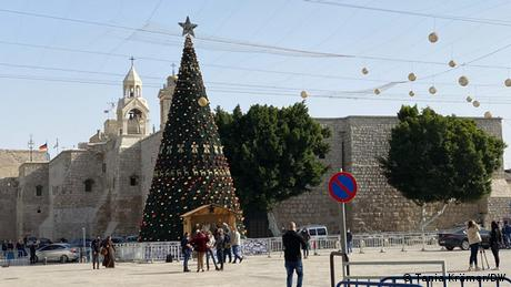 Σιωπηρά Χριστούγεννα στη Βηθλέεμ