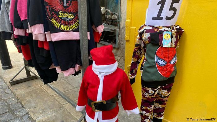Westjordanland Bethlehem Weihnachten 2020 |