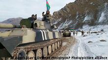 Aserbaidschan | Konflikt um Berg-Karabach