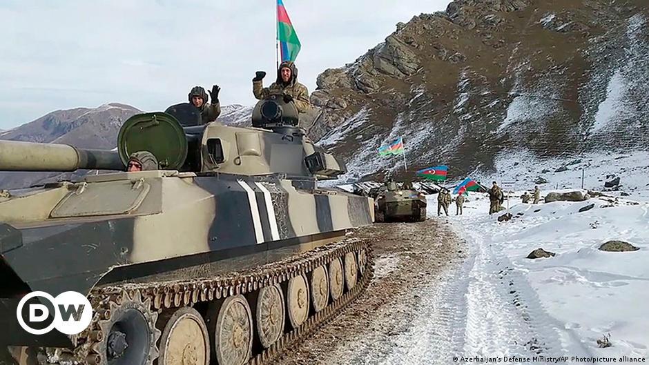 """Ermenistan: """"Azerbaycan savaş suçu işledi"""""""