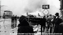 Polen I Dezember 1970, Arbeiteraufstand