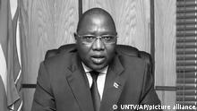 Ambrose Dlamini, Prime Minister Eswatini verstorben