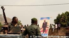 Zentralafrikanische Republik Wahlkampf 2020