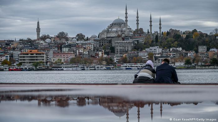 Türkei Istanbul Coronavirus Ausgangssperre