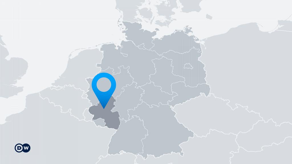 Kwarantanna W Niemczech Nadrenia Palatynat Moguncja życie W Niemczech Społeczeństwo Lifestyle Ciekawostki Dw 03 02 2021