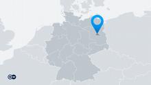 Karte Deutschland Bundesland Berlin