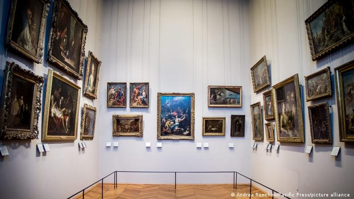 Musées fermés en France