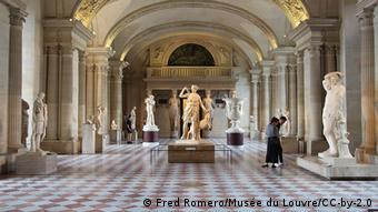 Γαλλία Μουσείο Λούβρου