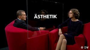 DW TV AEW Auf ein Wort mit Melanie Wald-Fuhrmann / Thema Ästhetik
