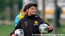 Deutschland Fußball Bundesliga Borussia Dortmund Edin Terzic