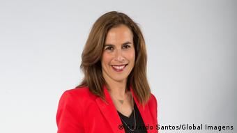 Portugal Journalistin Rosália Amorim