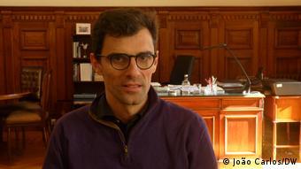 Portugal Journalist und Politiker Jorge Costa