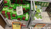 Russland Moskau | Preisanstieg | Lebensmittel