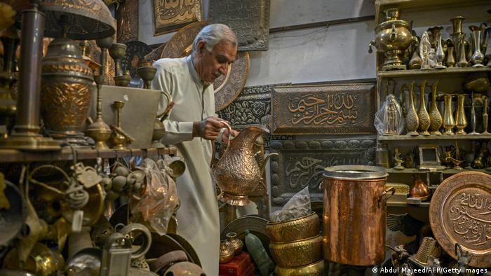 Pakistan Peshawar | Storytellers | Khwaja Safar Ali