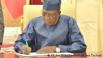 Tschad N'Djamena   Präsident   Idriss Déby Itno