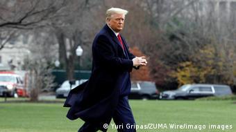 Donald Trump, Presidente cessante dos Estados Unidos