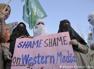 در روزهای اخیر هزاران پاکستانی علیه