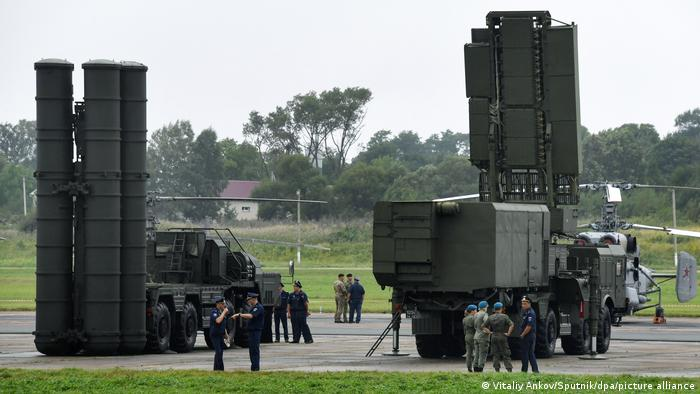 Türkiye, S-400 sistemini deneme atışları gerçekleştirerek aktive etmişti