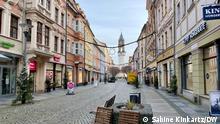 Themenbilder - Lockdown in Sachsen: Bautzen