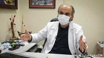 Οι γιατροί έχουν φτάσει στα όριά τους, λέει ο Εμρά Κιριμλί