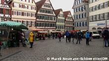 Themenbilder   Tübingen und Corona: