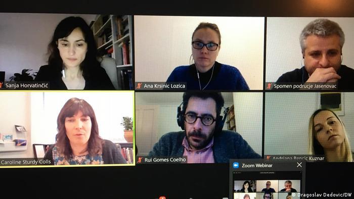 Sudionici video-konferencije