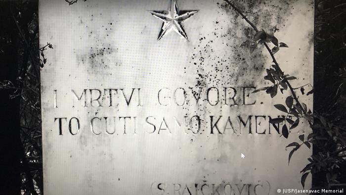 Stihovi Stevana Raičkovića na spomeniku u Mlaki