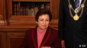 Internationaler Demokratiepreis Bonn Shirin Ebadi
