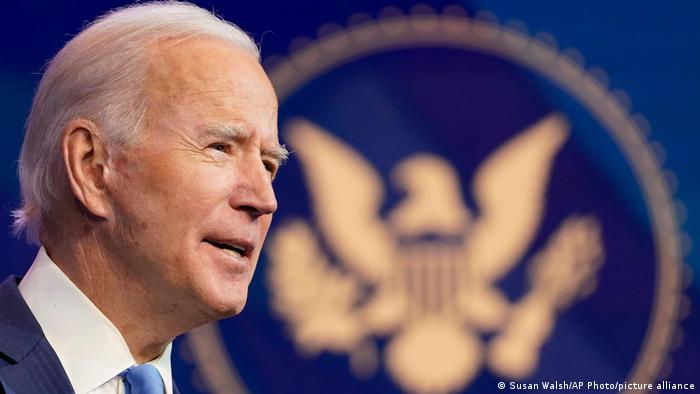USA | Präsidentschaftswahl | Mehrheit der Wahlleute stimmt für Joe Biden