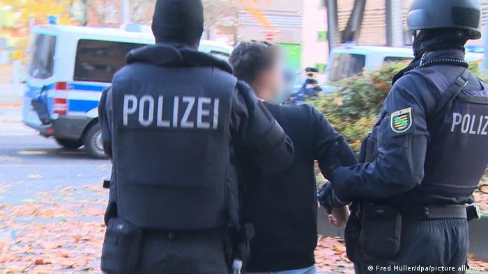 У листопаді цього року поліція затримала трьох підозрюваних у пограбуванні Зеленого склепіння