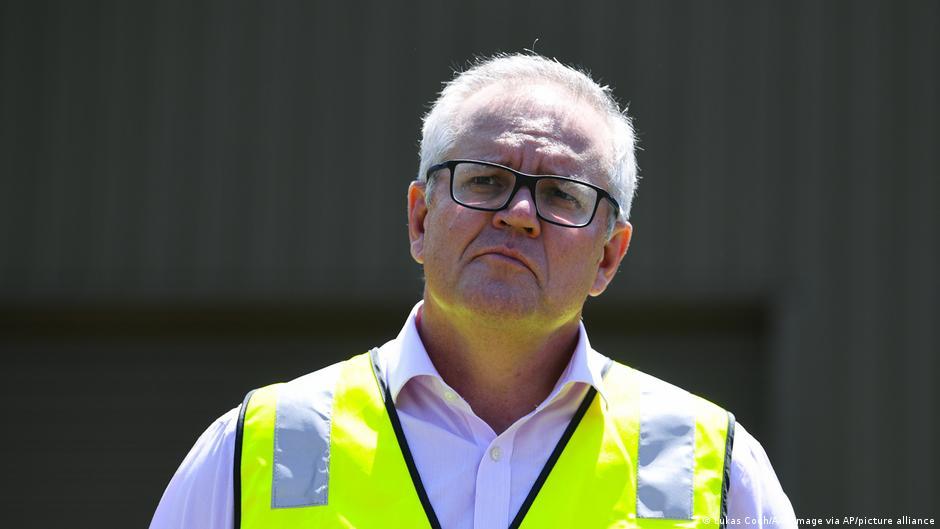 澳大利亞總理莫裡森(Scott Morrison)