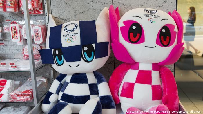 Olympische Spiele Tokio 2020 Japan | Maskottchen
