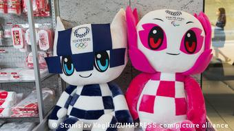 Талисманы летних Олимпийских и Паралимпийских игр в Токио