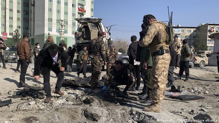 Afganistán: Muere el vicegobernador de Kabul en atentado con bomba | El  Mundo | DW | 15.12.2020