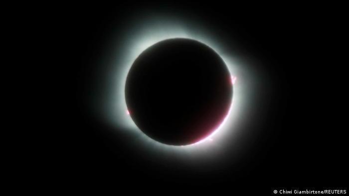 Pomrčina sunca u Južnoj Americi 14. 12. 2020.