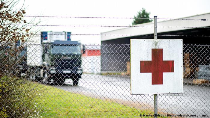 BdT Deutschland Kaserne in Norddeutschland soll zentrales Impfstofflager werden