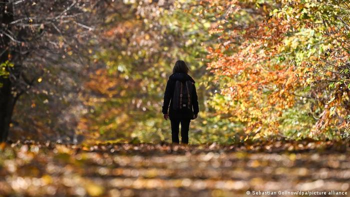 Herbstspaziergang in Stuttgart