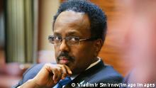 Russland Sochi | Präsident Somalia | Mohamed Abdullahi Mohamed
