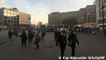 Berlin vor dem Lockdown