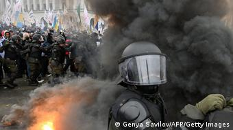 Ukraine Kiew | Coronavirus Lockdown | Proteste