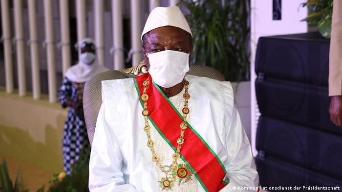 Guinea | Amtseinführung des Präsidenten | Alpha Condé