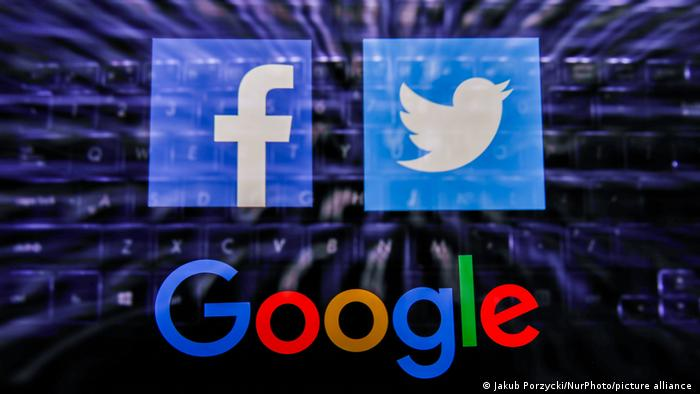 Symbolbild I BigTech I Social Media
