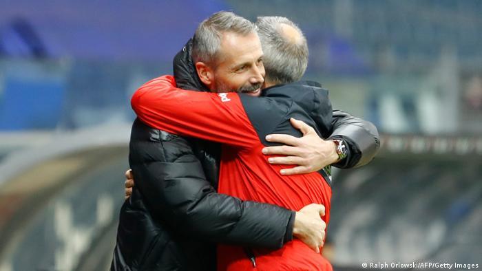 Bundesliga I Eintracht Frankfurt v Borussia Moenchengladbach