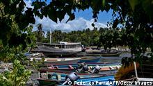 Venezuela I Hafenstadt Güiria I Guiria