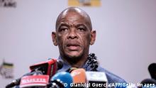 Ace Magashule I südafrikanischer Politiker I African National Congress