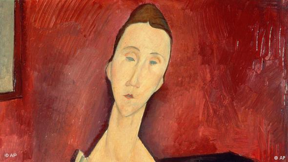 Kunstraub Paris Museum of Modern Art Modigliani