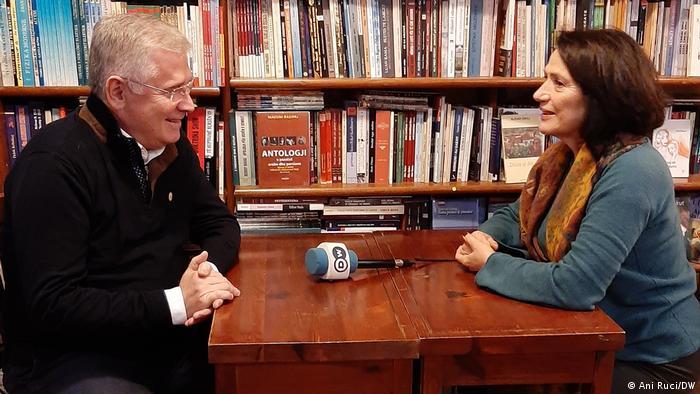 AL I Interview Prof. Fatos Tarifa