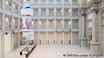 Humboldt Forum, Foyer