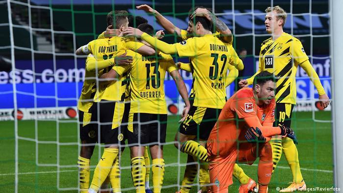 Bundesliga   SV Werder Bremen vs. Borussia Dortmund