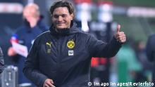 Bundesliga - Trainer Edin Terzic Borussia Dortmund